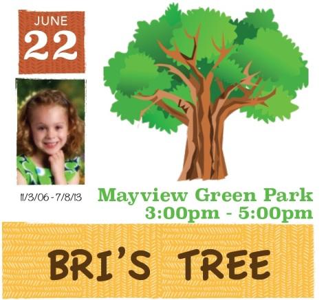 Bri's Tree Dedication