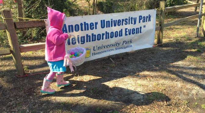 Easter Egg Hunt: A UP Tradition Continues
