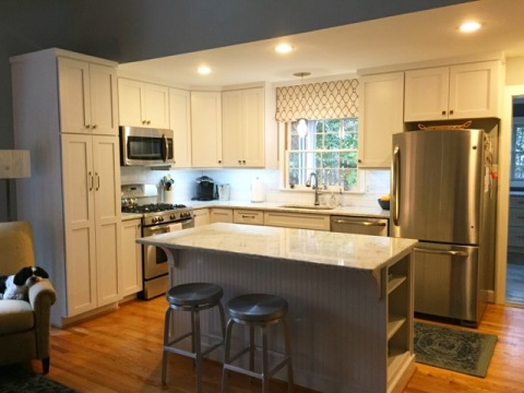 Kitchen Renovation, 2607 Van Dyke
