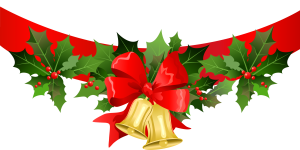 Christmas_Banner_with_Gold_Bells_Clipart