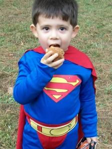 halloween superboy